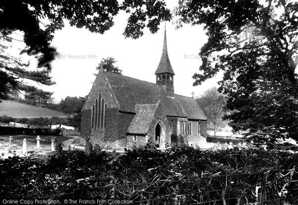 Beulah, Eglwys Oen Duw c.1935
