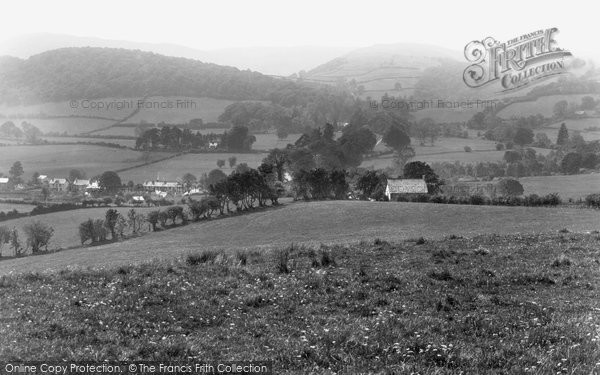 Beulah, View From The East c.1935