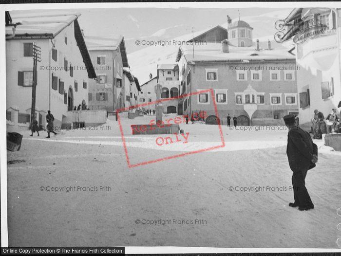Photo of Bever, c.1937