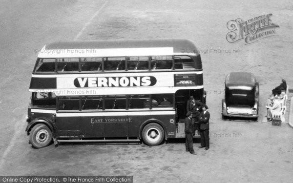 Beverley, Bus c.1960