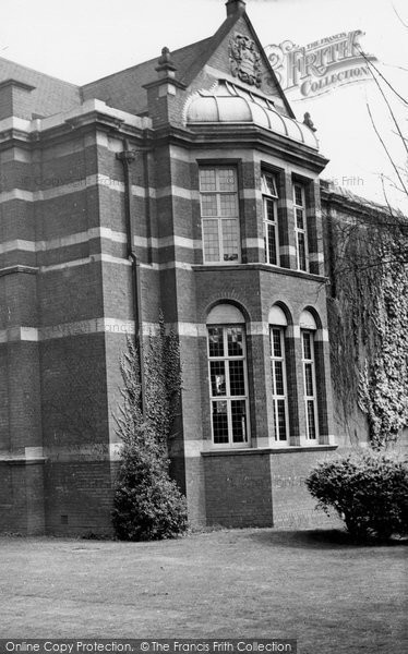 Beverley, Council Offices c.1960