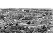 Beverley, From The Minster Towers c.1955