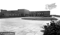 Longcroft School c.1960, Beverley