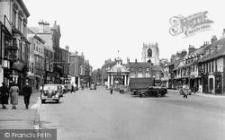 Market Cross c.1955, Beverley