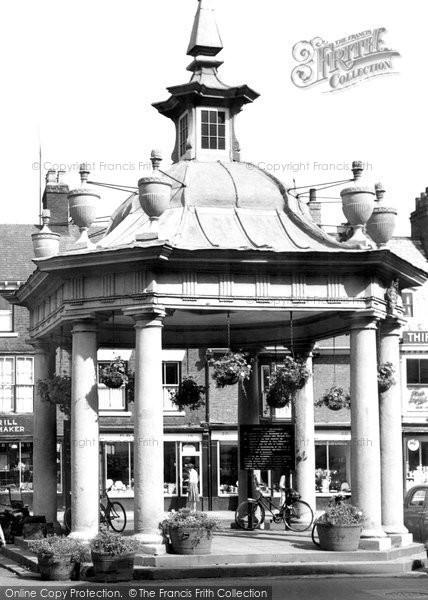 Beverley, Market Cross c.1960