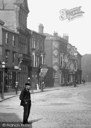 Market Place 1894, Beverley