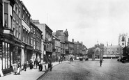 Beverley, Market Place 1900