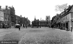 Market Place 1913, Beverley
