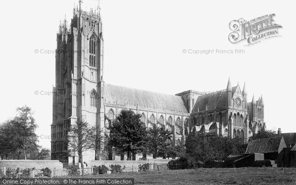 Beverley, Minster 1894