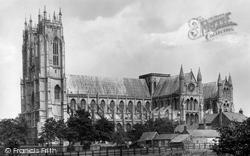 Minster 1900, Beverley