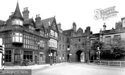 North Bar c.1955, Beverley