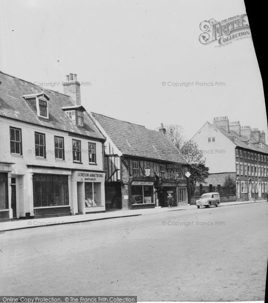 Beverley, North Bar Within c.1955