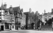 Beverley, North Bar Without 1894