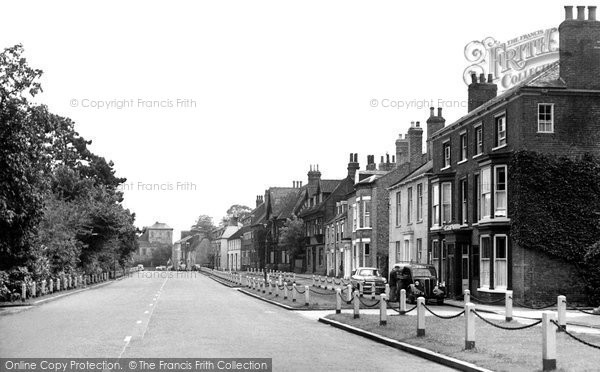 Beverley, North Bar Without c.1960