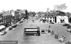 Saturday Market c.1960, Beverley