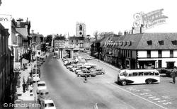 Saturday Market c.1965, Beverley