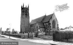 St Nicholas' Church c.1960, Beverley