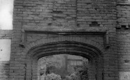 Beverley, The Friary Gateway 1913