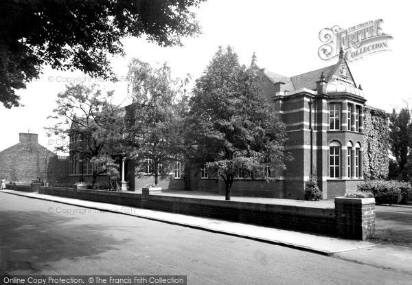 Beverley, The Public Library c.1960