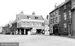Wednesday Market c.1960, Beverley