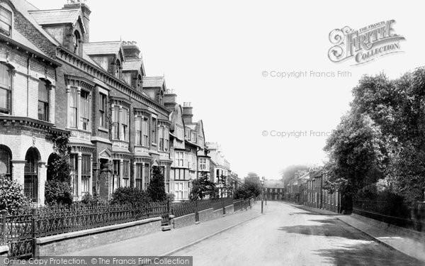 Beverley, Westwood Road 1900