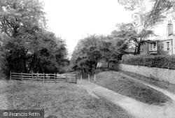 Westwood, The Cinder Path 1913, Beverley