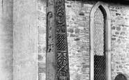 Bewcastle, The Cross 1924