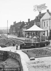 Bewdley, Bandstand On Severn Side South c.1950