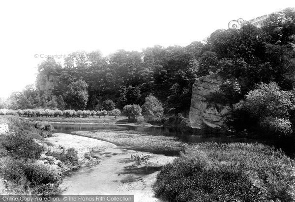 Photo of Bewdley, Blackstone Rock 1904
