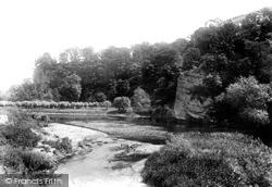 Bewdley, Blackstone Rock 1904