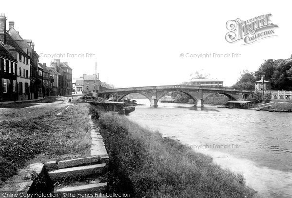 Bewdley, Bridge 1904