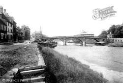 Bewdley, Bridge 1904