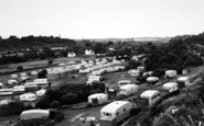 Bewdley, Caravan Park c.1965