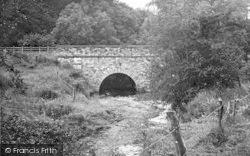 Bewdley, Dowles Bridge c.1955