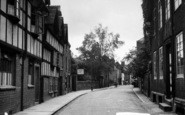 Bewdley, High Street c.1955