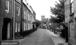 Bewdley, High Street c.1960
