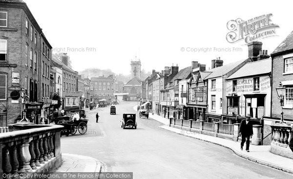 Photo of Bewdley, Load Street 1931