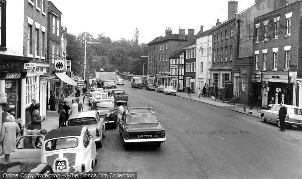 bewdley-load-street-c1965_b82091_large.j