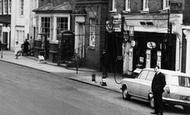 Bewdley, Load Street, Garage c.1965