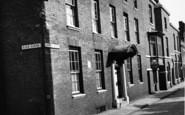 Bewdley, Lower Park c.1955