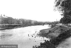 Bewdley, River Severn 1904