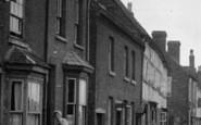 Bewdley, Severn Side North c.1955