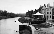 Bewdley, Severn Side South c.1950