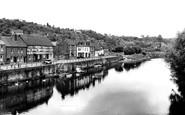 Bewdley, Severnside c.1955