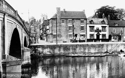 Bewdley, Severnside c.1960