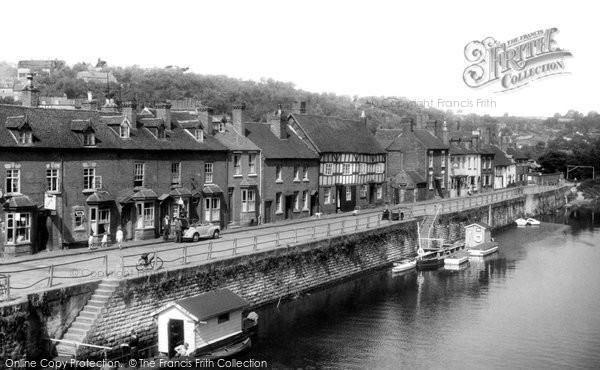Photo of Bewdley, Severnside North c.1960