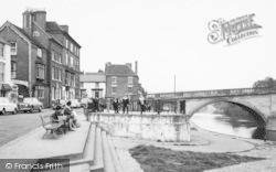 Bewdley, Severnside South c.1965