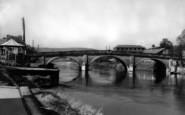 Bewdley, The Bridge c.1950