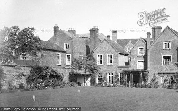 Photo of Bewdley, The M.A.S.U. Guest House c.1960