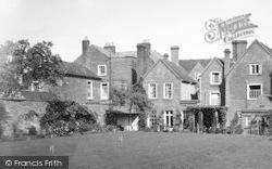 Bewdley, The M.A.S.U. Guest House c.1960